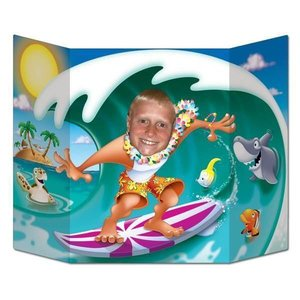 Selfie decor surfer dude