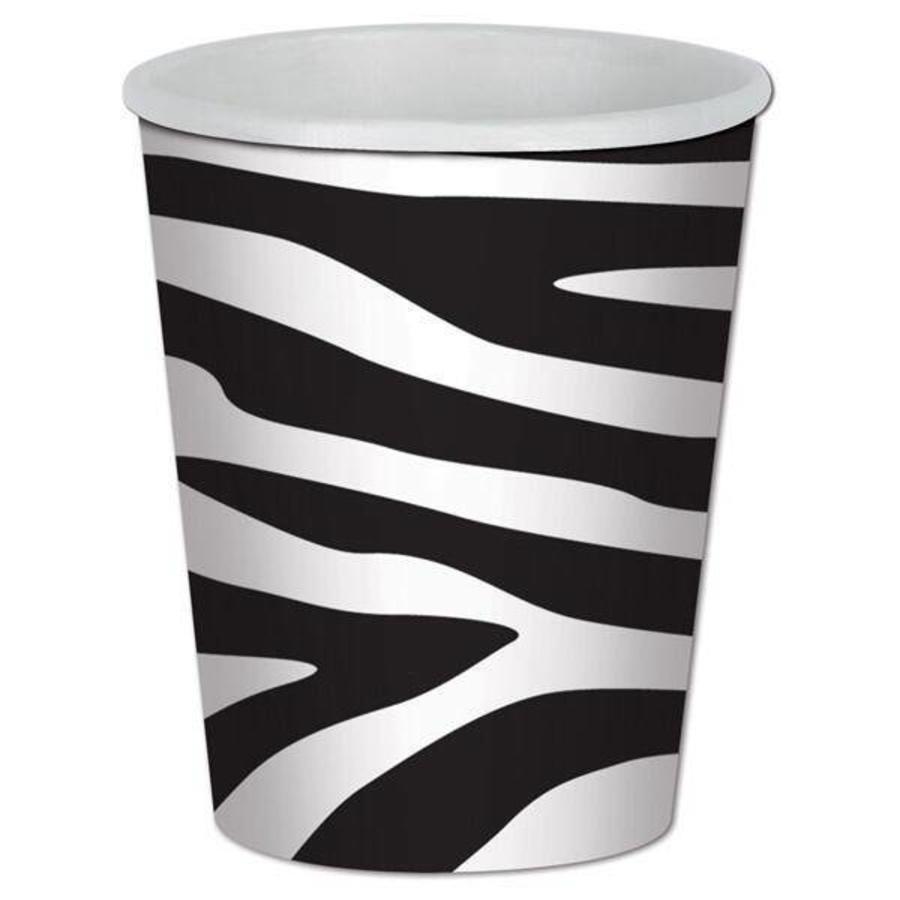 Bekertjes Zebra