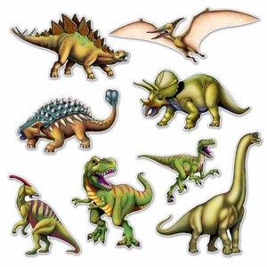 Decoratie Dinosaurussen diversen