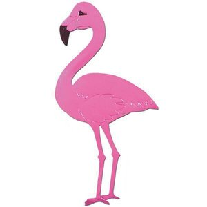 Decoratie Flamingo