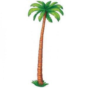 Decoratie palmboom 183cm