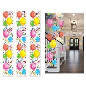 Party Panels ballonnen 3 stuks