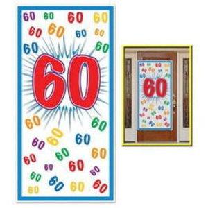 Deurposter 60 jaar