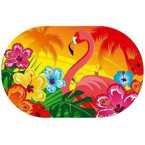 Placemat flamingo
