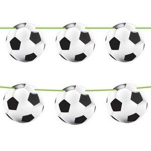 Voetbal vlaggenlijn luxe