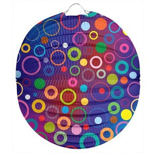Lampion disco dots 22cm