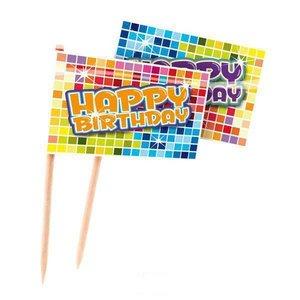 Prikkers Happy Birthday Blocks