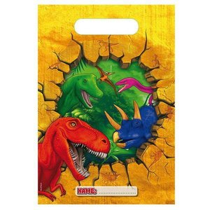 Feestzakjes Dinosaurus