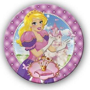 Bordjes Prinses paars