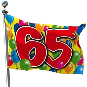 Gevelvlag 65 jaar