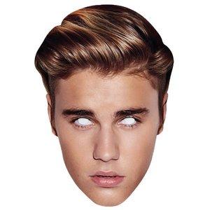 Masker Justin Bieber