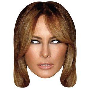 Masker Melania Trump