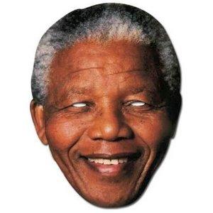 Masker Nelson Mandela