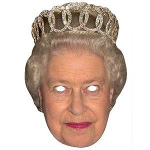 Masker Queen Elizabeth