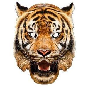 Masker tijger