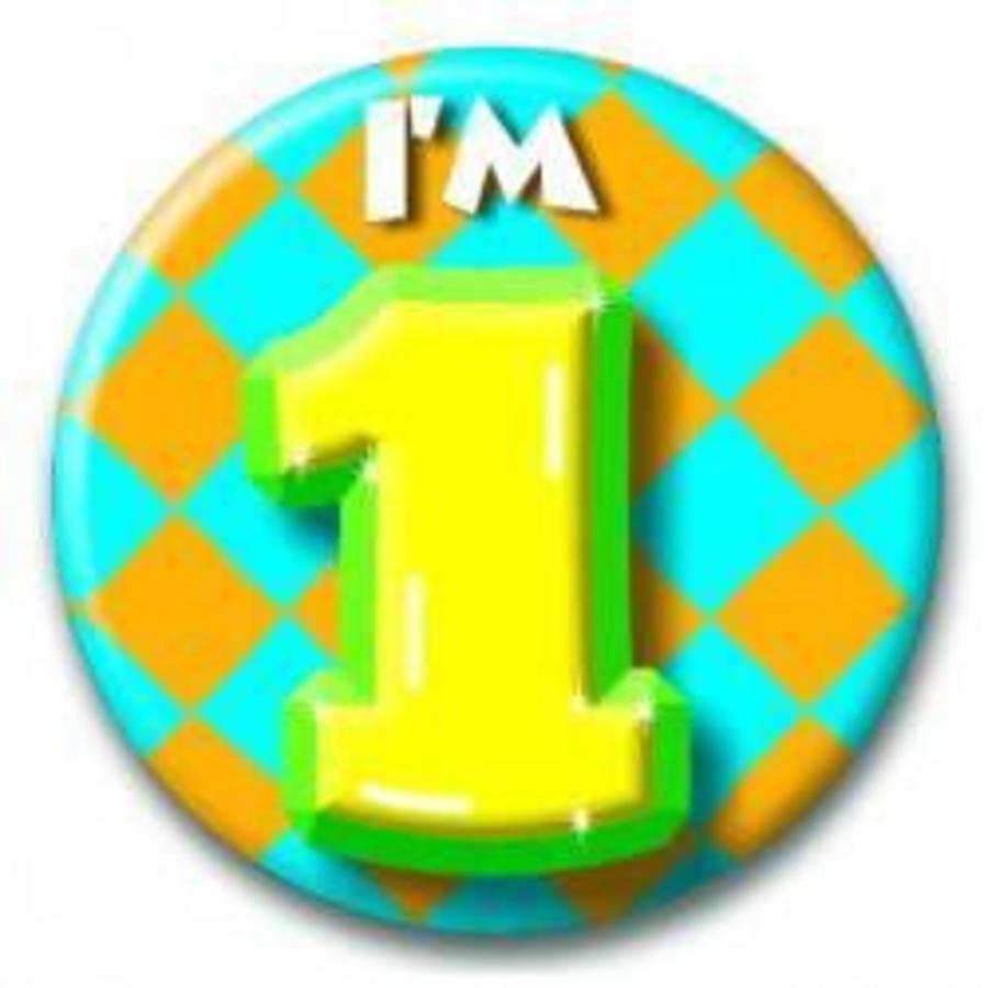 Button 01 jaar