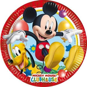 Bordjes Mickey Mouse groot
