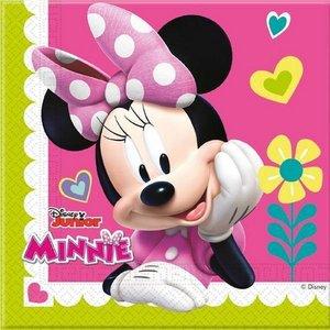 Servetten Minnie Mouse