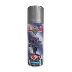 Hairspray glitter zilver