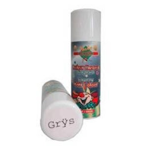 Hairspray grijs