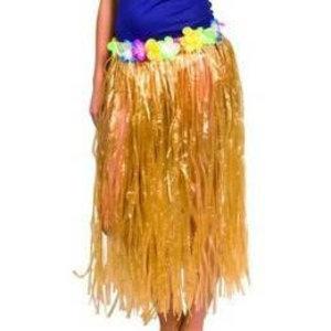 Hawaii rok naturel lang met bloemenrand