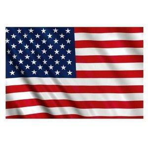 Gevelvlag USA 90 x 150cm