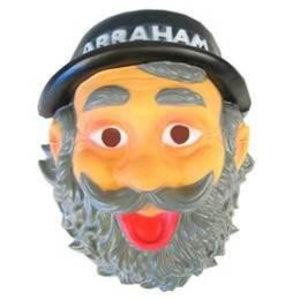 Masker Abraham met hoed