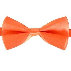 Vlinderstrik oranje
