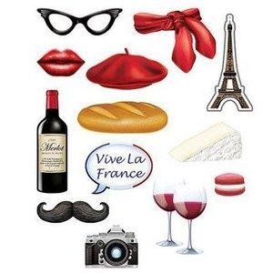 Selfie Foto Fun Sign Frankrijk