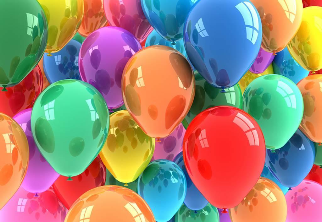 Metallic ballonnen in prachtige kleuren