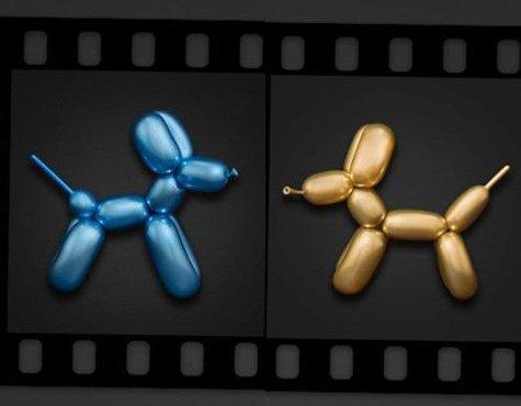 Modelleerballonnen of knoopballonnen van het topmerk Qualatex
