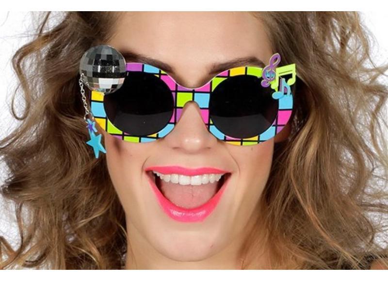 Feestbrillen in vele grappige en gekke modellen