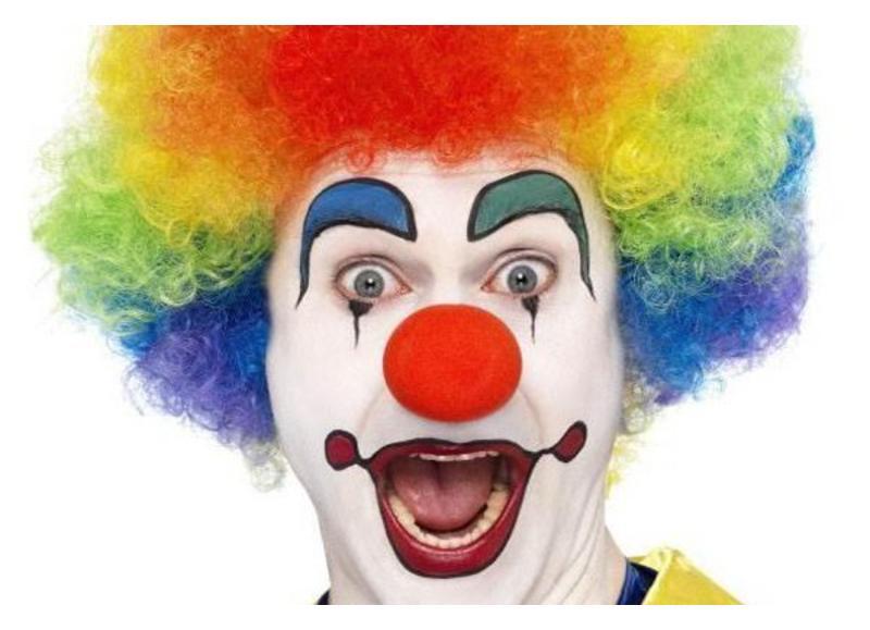 Clownsartikelen