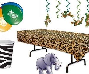 Jungle en Safari versiering