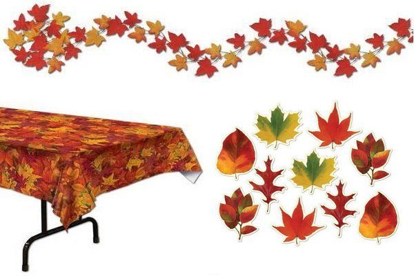 Herfst versiering