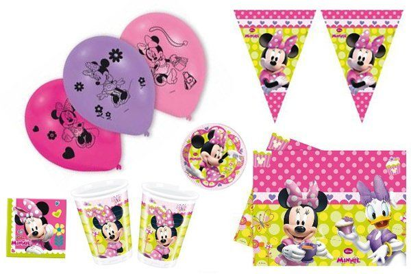 Minnie Mouse versiering