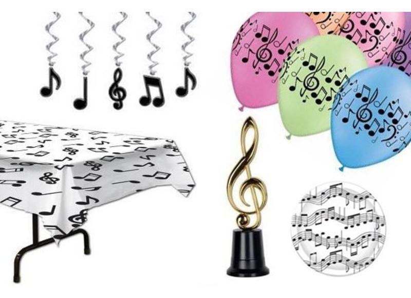 Muziek versiering