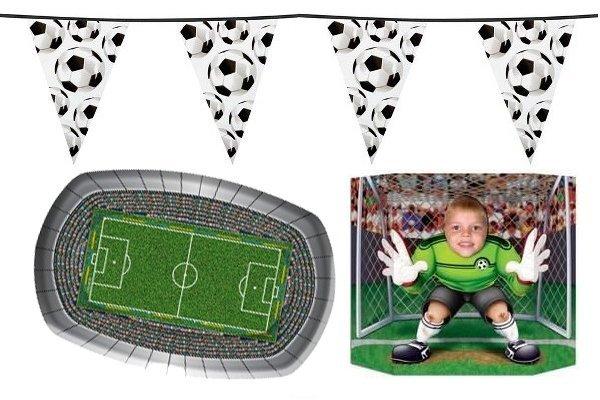 Voetbal versiering