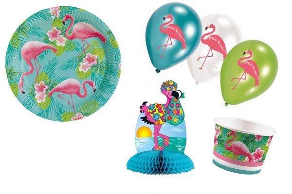 Flamingo versiering