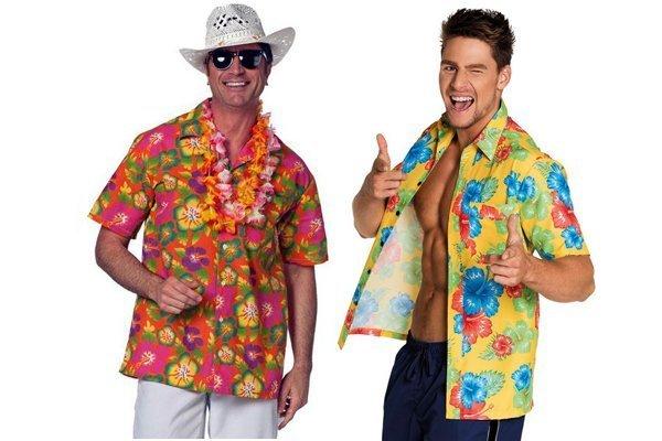 Hawaii blouses