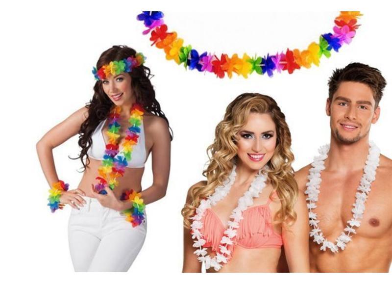 Hawaii kransen een gastvrij welkom op elk feest
