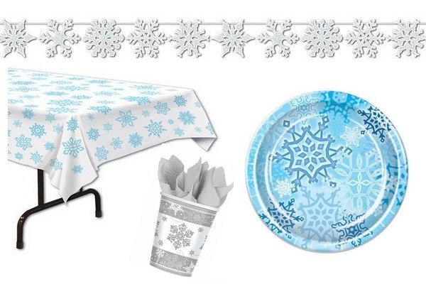 Apres ski versiering en decoratie
