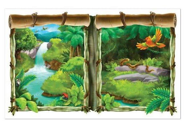 Jungle en safari