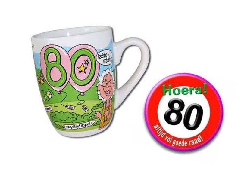 80 jaar verjaardag cadeaus