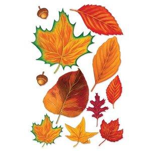 Decoraties Herfstbladeren 11 stuks
