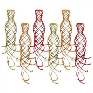 Hangdecoraties Herfst Shimmering Whirls