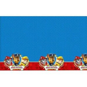 Tafelkleed Paw Patrol blauw