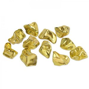 Goudklompjes 9 stuks