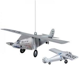 Tafeldecoratie vliegtuig 3D