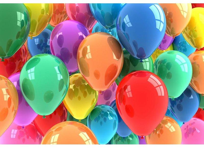 Metallic ballonnen een must voor elk feest